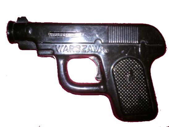 Znalezione obrazy dla zapytania korkowiec pistolet