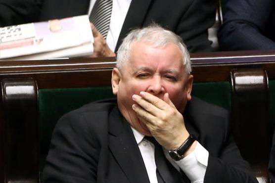 Jaros³aw Kaczyñski, Mariusz B³aszczak