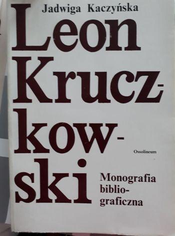 Kruczkowski-okładfka